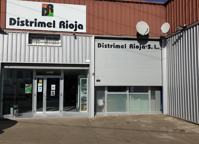 fachada Distrimel-rioja